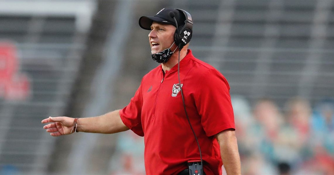 Dave Doeren on win over Duke, QB situation, UNC rivalry and more