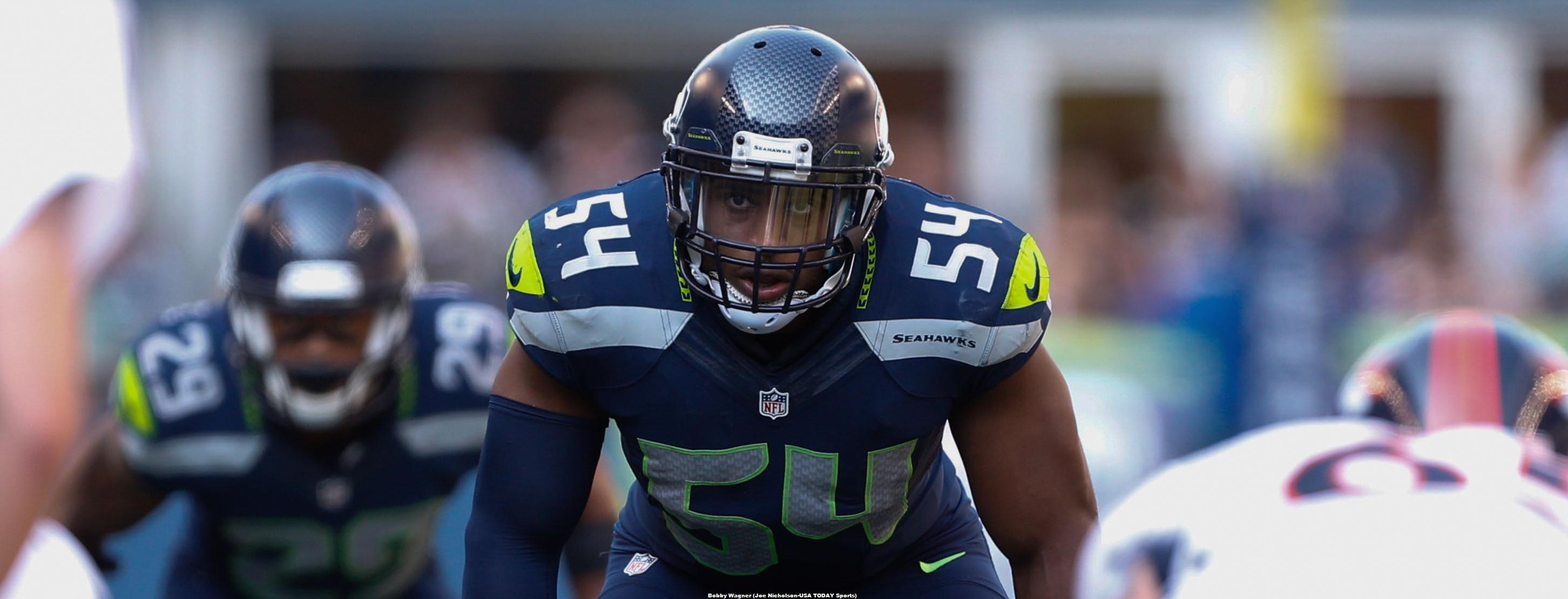 quality design 70a10 ae8a6 Highlights from day one of Seattle Seahawks mandatory mini-camp