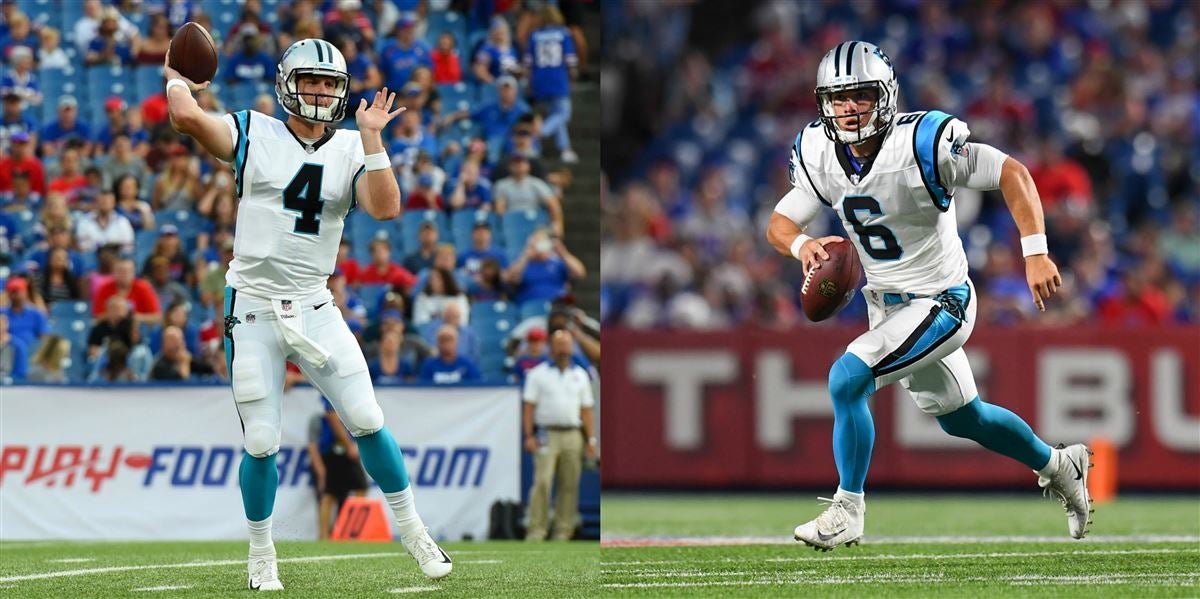 Garrett Gilbert Taylor Heinicke Perform Adequately Vs Bills