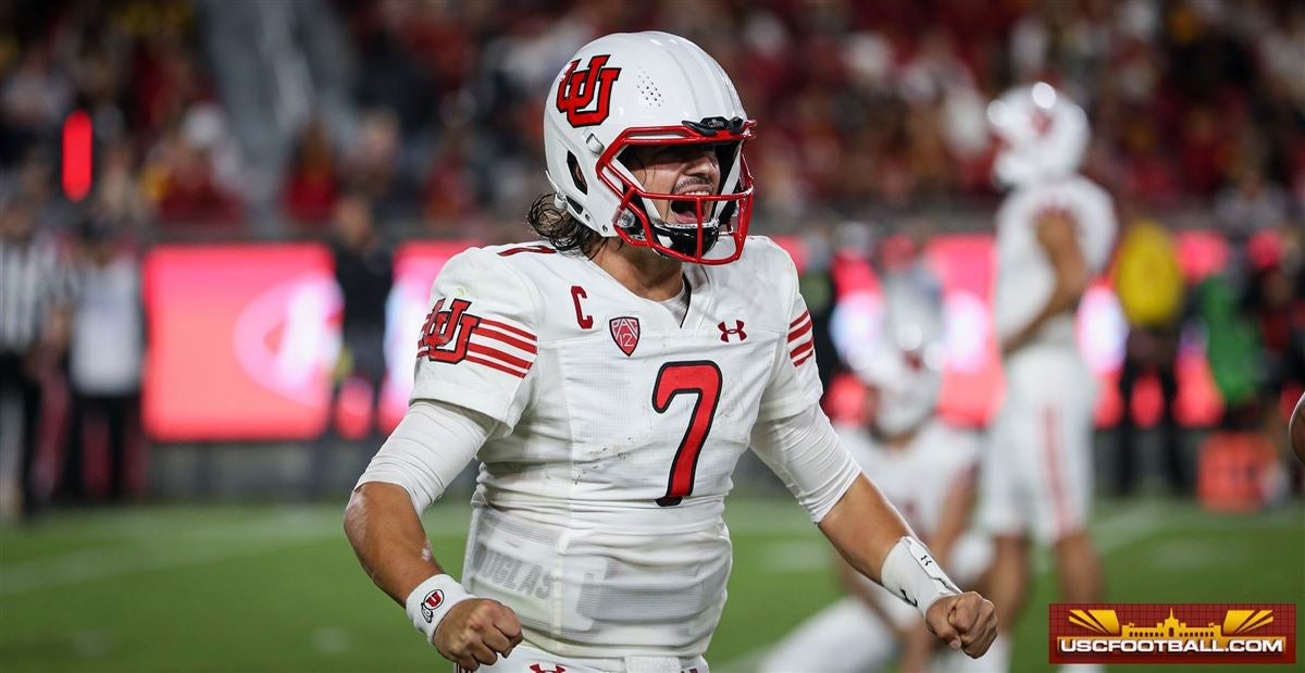 Cameron Rising has brought swagger to the Utah offense