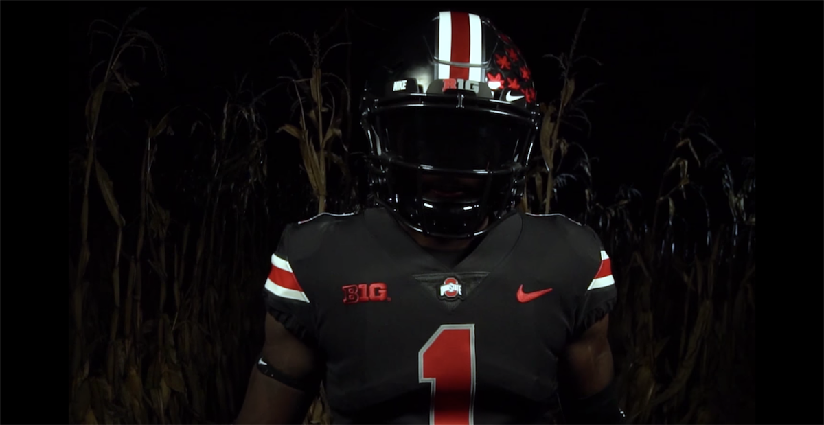 Look  Ohio State officially reveals 2018 alternate uniforms 3b21d0ea9
