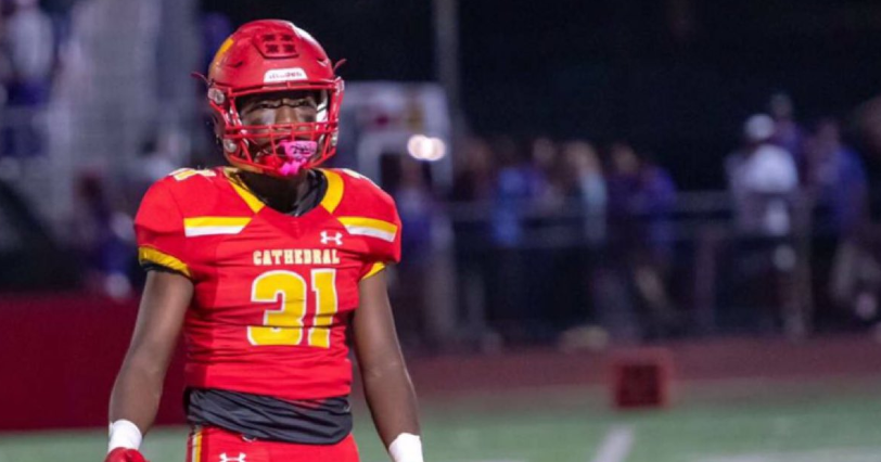 California's Malachi Williams waiting for his opportunity