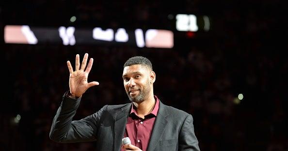 Tim Duncan will not join San Antonio Spurs for NBA restart