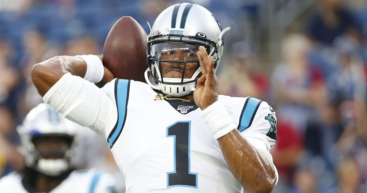Paul Finebaum: It's over for Cam Newton