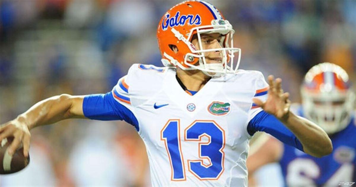 Florida Gators football on the 247Sports Team Talent Composite