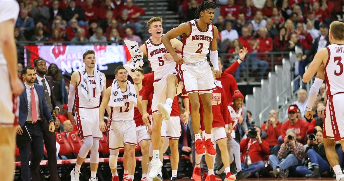 LIVE GAME THREAD: Wisconsin at Michigan