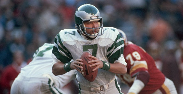The greatest players to wear No  1 to No  10 in Eagles history