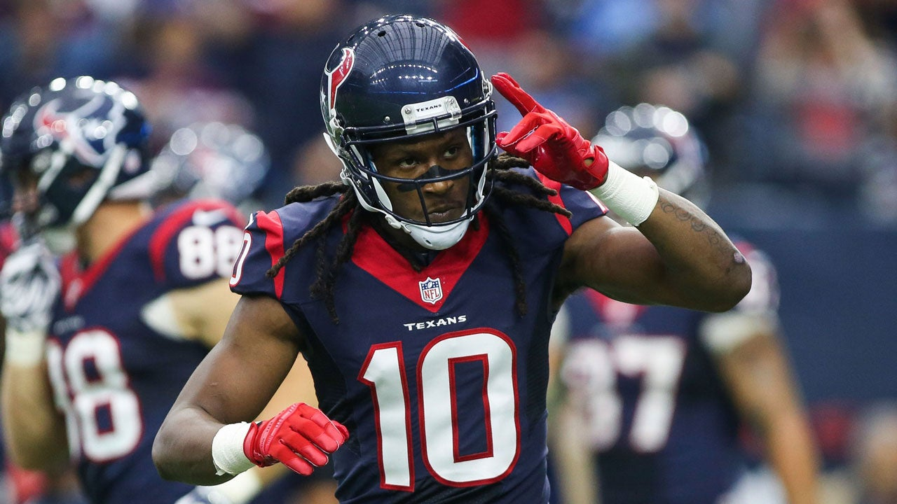 The Houston Texans Exercise DeAndre Hopkins Fifth Year Option for