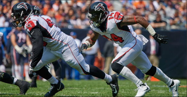 Falcons roster bubble: Five in, five out