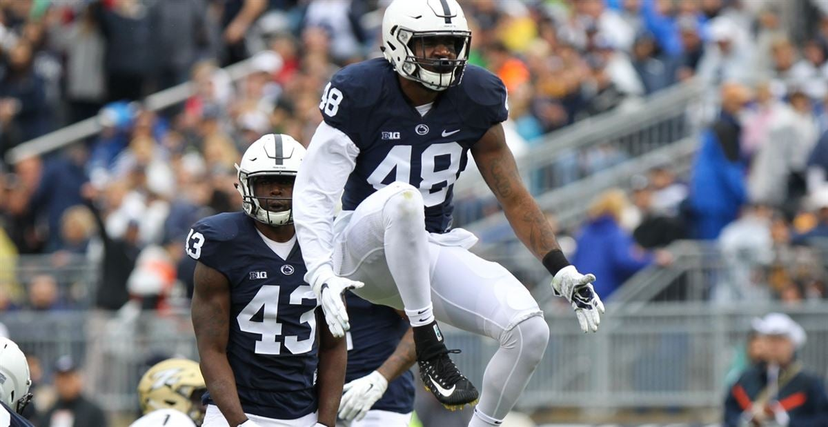Lions veteran Shareef Miller evaluates young defenders