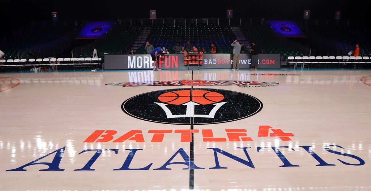 Report: Battle 4 Atlantis tournament moves to new location