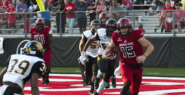 SMU Spread Different Challenge for Arkansas State