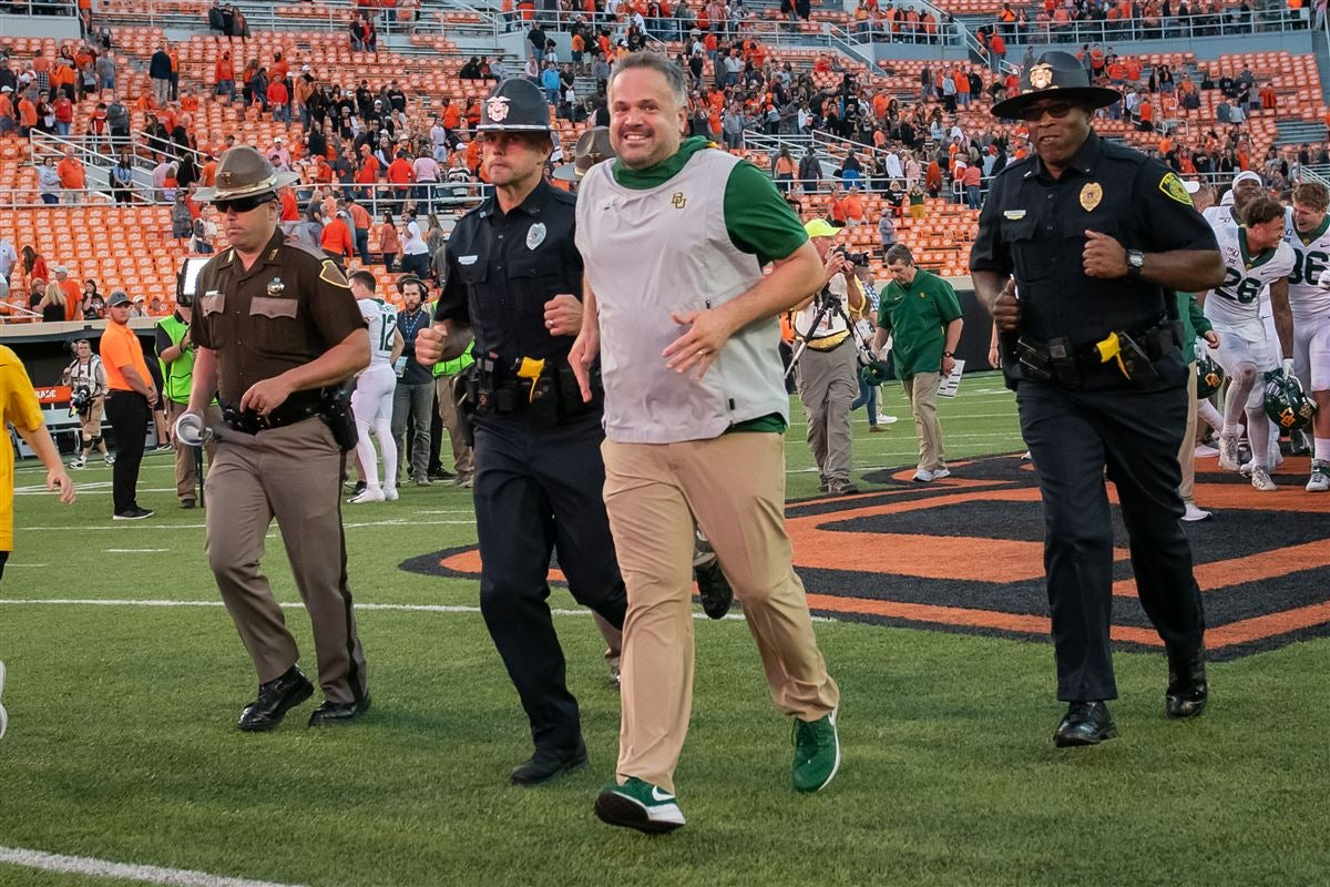 Images of the Game: Baylor at Oklahoma State