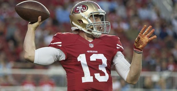 ... NFL draft San Francisco 49ers announce nine practice squad signings ... cc6ce74b9
