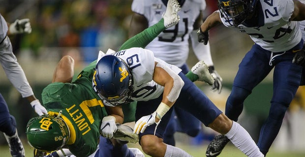 Photos And Stats From Wvu S Loss To Baylor