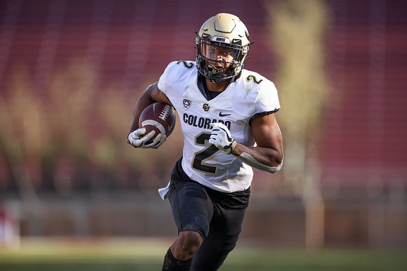 Karl Dorrell: Jerry Rice's son, CU WR Brenden, 'beyond his time'