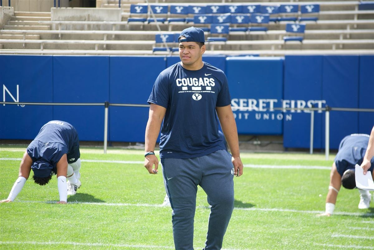 BYU Fall Camp: Q&A With DT Lorenzo Fauatea