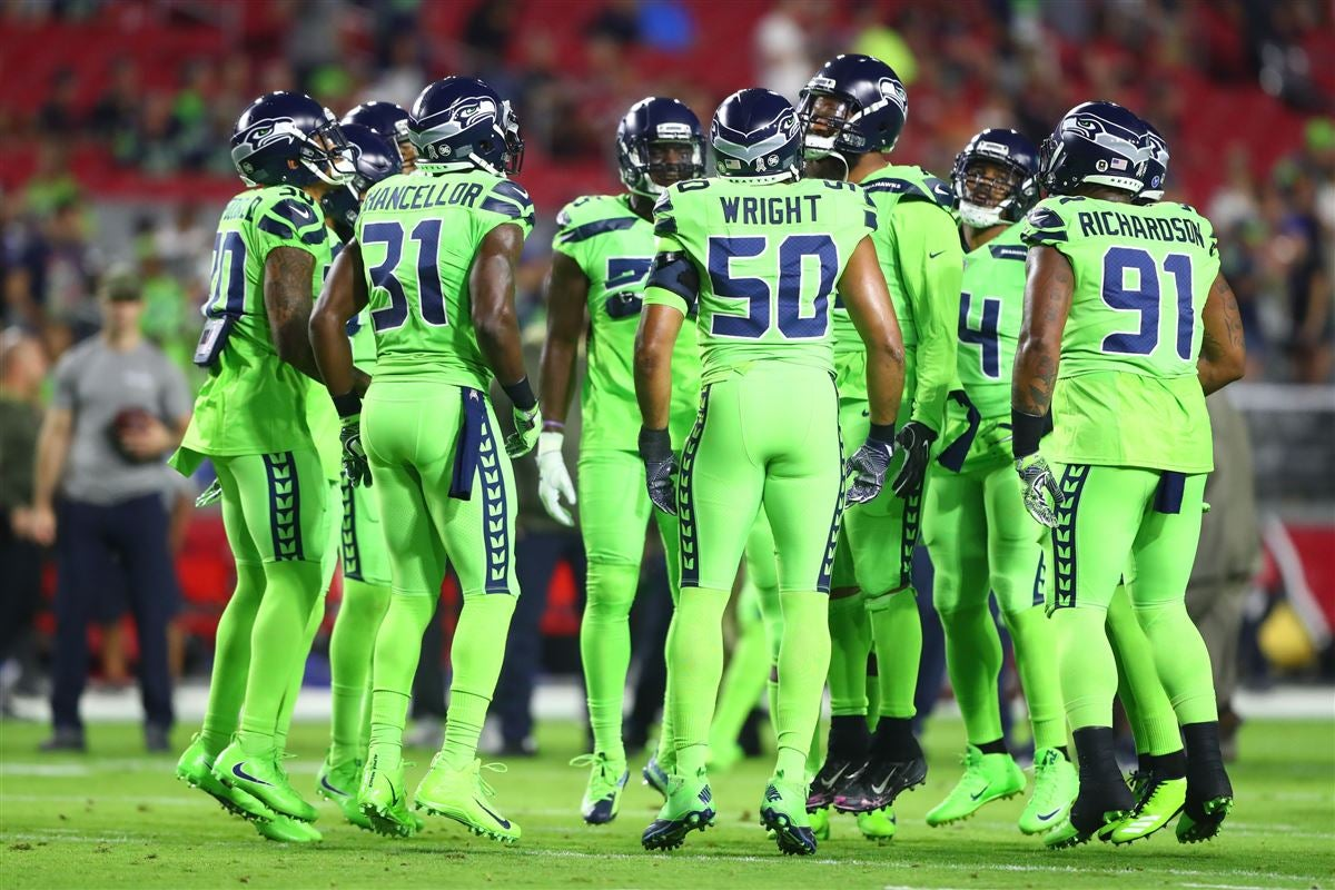 Ranking the NFL's Color Rush uniforms
