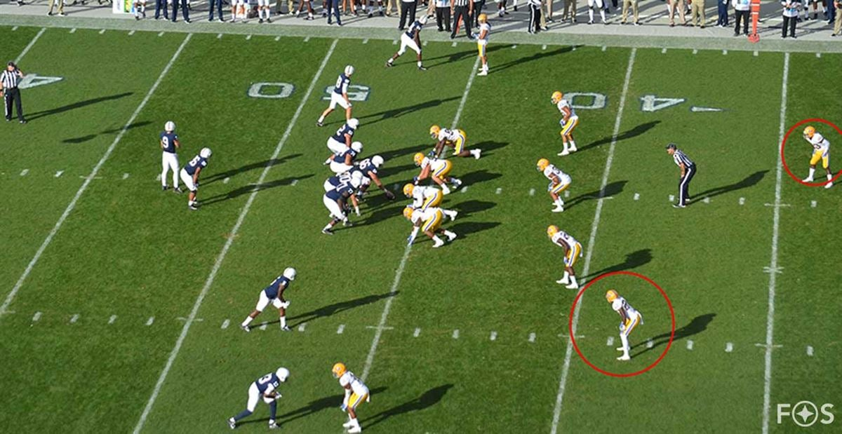 Penn State Frame Game: Working Saquon Barkley Free For A TD Gallery ...