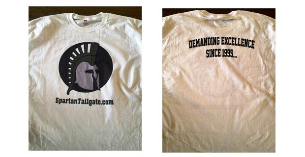 NEW SPARTAN TAILGATE GEAR AVAILABLE 2c53189476