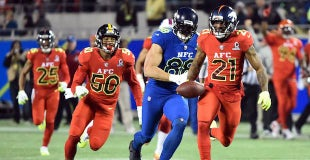 121663abc0a Denver Broncos Pro Bowl highlights: Miller, Talib, Thomas