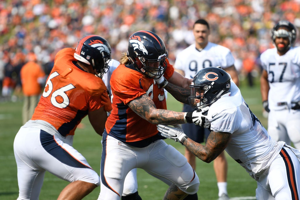 Bear Down: Tempers flare as Broncos conclude training camp