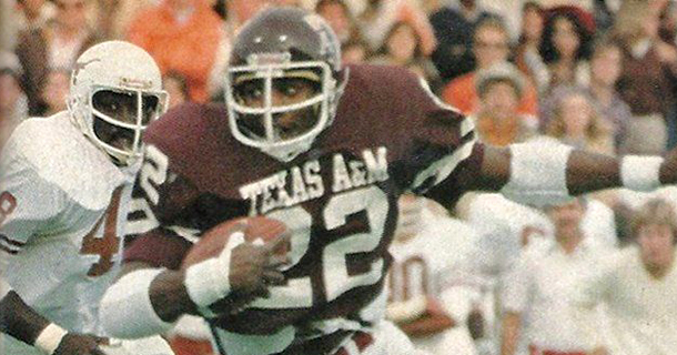 Texas A&M projected to face old foe in Cotton Bowl matchup