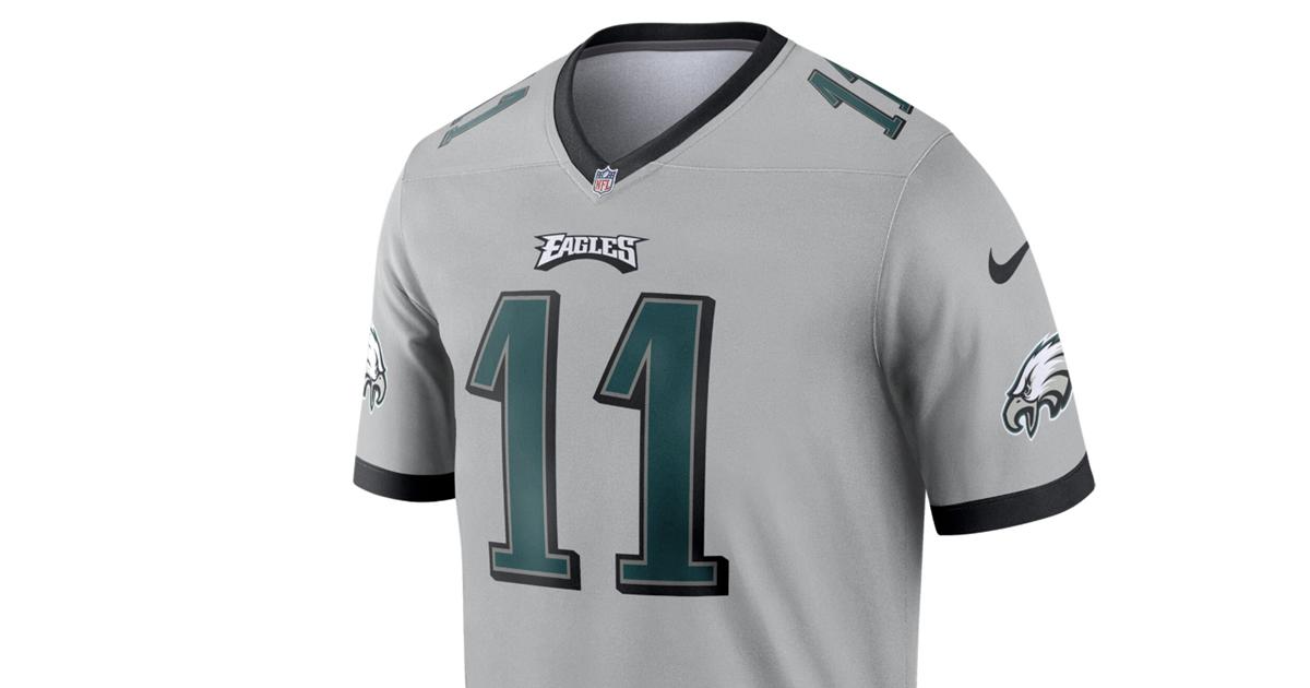 277dd89a NFL, Nike introduce Eagles 'inverted legend' jersey for 2019