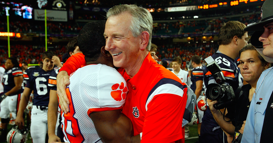 Tommy Tuberville needs the Alabama fan vote in Senate race