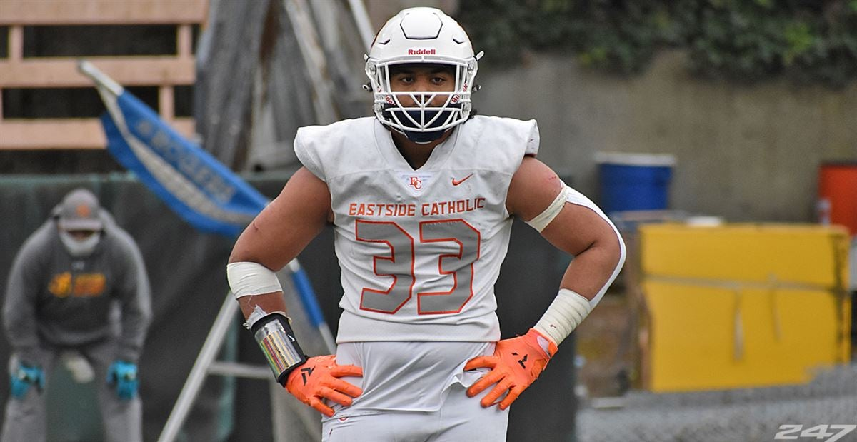 Recruiter # 1 in 2021 JT Tuimoloau announces the official visit schedule for June