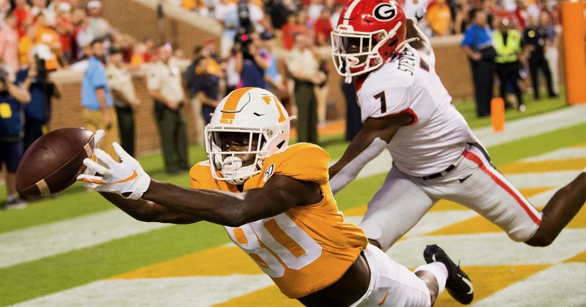 Offseason Outlook: WR could be Vols' biggest question mark