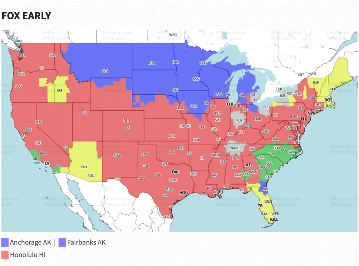 Week 14 Chargers Panthers Coverage Map Cbssports Com