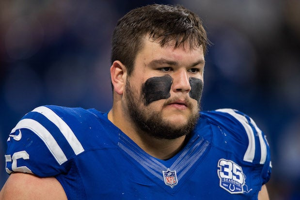 Another Quenton Nelson Block Headed For Viral Status