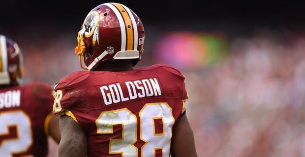 Nike jerseys for sale - Redskins: Dashon Goldson offers missing ingredient