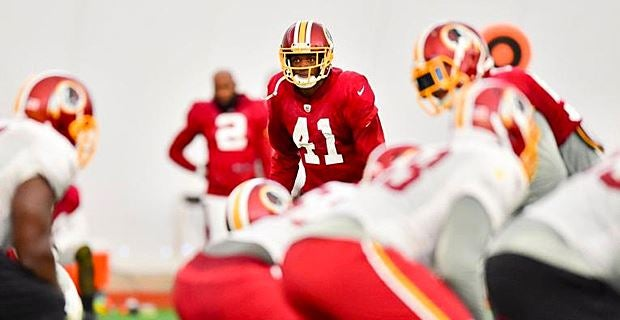 NFL Jerseys - Redskins: Will Blackmon is proving to be a steal