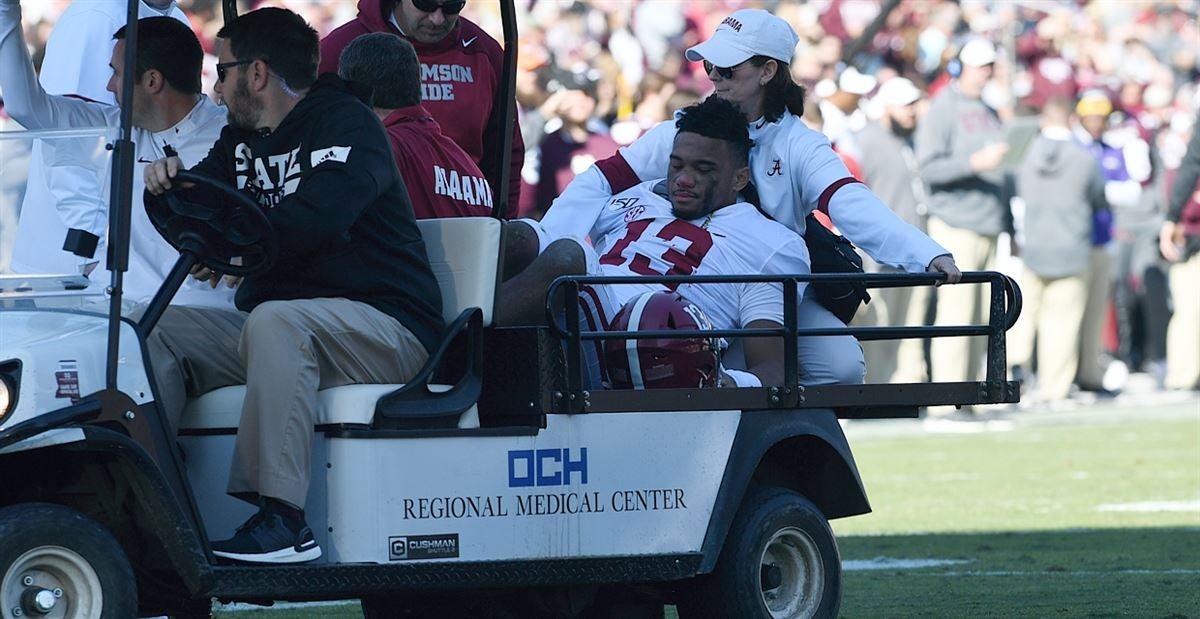Report: Tua Tagovailoa had no injury insurance for NFL Draft