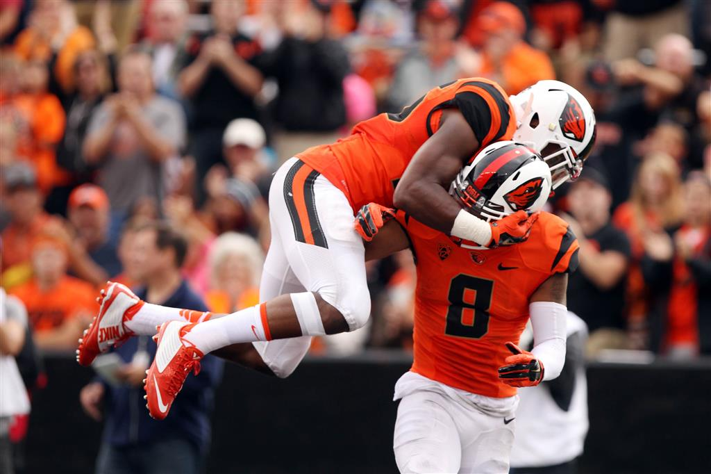 Two Oregon State Starters Sit Out Monday's Practice