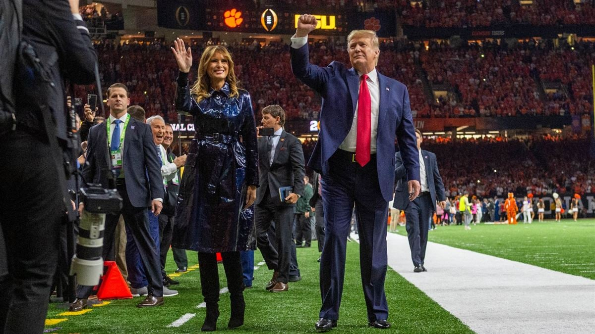 President Trump wants Pac-12 to play football in fall