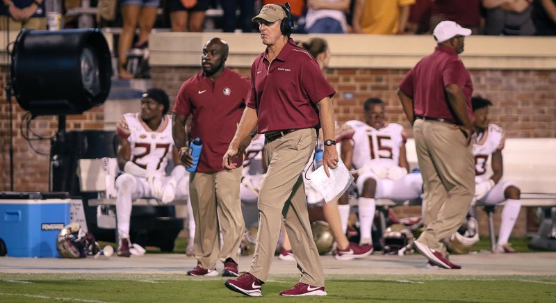 Terms and details of Jim Leavitt's agreement with Florida State