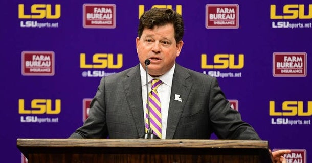 Shea Dixon On Flipboard Lsu S Scott Woodward Ranked As A Top 5 Athletics Director They knew early on that they had to go out of state. hunt talked about how happy he is that the lsu brand of. flipboard