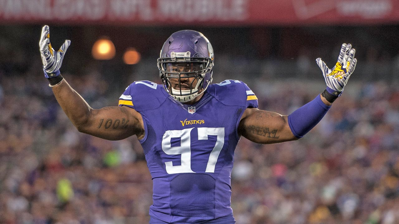 Everson Griffen reacts to so called guarantee for Minnesota Vikings