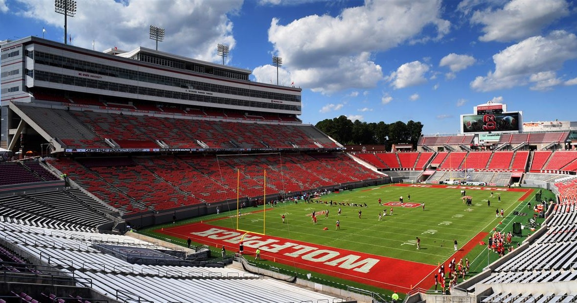 Parents will be allowed in for NC State football games