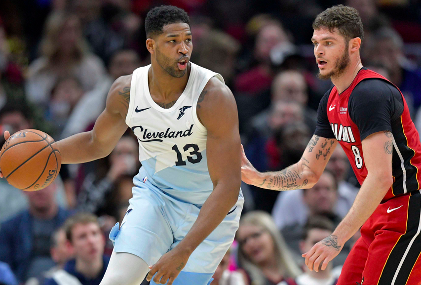 59b257fb463c Cavaliers lose to Heat 117-92  NBA Twitter reacts