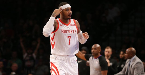 8063f238914e Carmelo Anthony on his NBA future   I just want to be happy