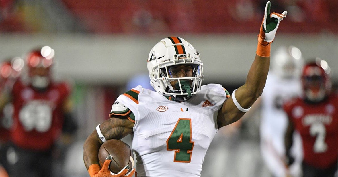 Was the 47 points good Miami offense or bad Louisville defense?