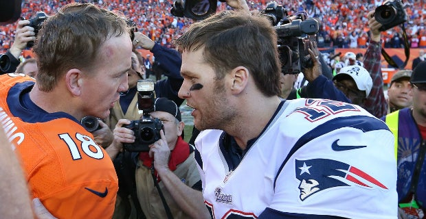 Peyton manning tom brady could meet in playoffs again m4hsunfo