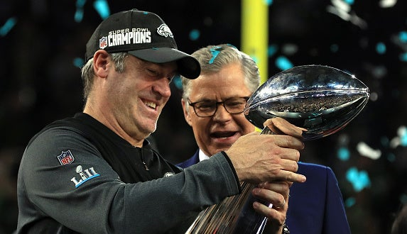 Doug Pederson reveals the interview how he landed the Eagles job