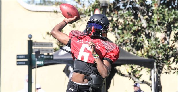 WATCH: Gators Signees and Targets in Action at UA Practice