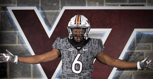 the best attitude 2c41e 114a3 Waller locked in with Virginia Tech following official visit