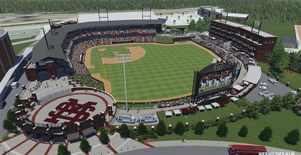 Mississippi state baseball stadium project overview msu baseball stadium project overview malvernweather Image collections